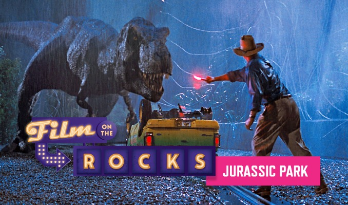 Film On The Rocks: Jurassic Park tickets at Red Rocks Amphitheatre in Morrison