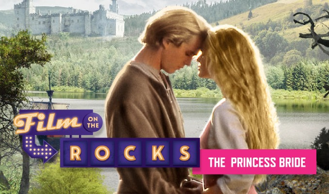 Film On The Rocks: The Princess Bride tickets at Red Rocks Amphitheatre in Morrison