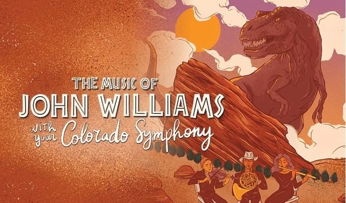 The Music Of John Williams with your Colorado Symphony tickets at Red Rocks Amphitheatre in Morrison