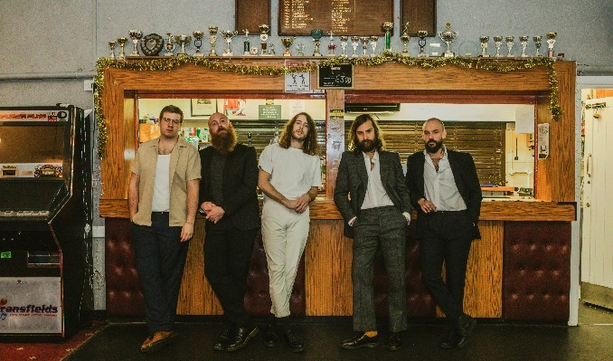 IDLES tickets at Riviera Theatre in Chicago