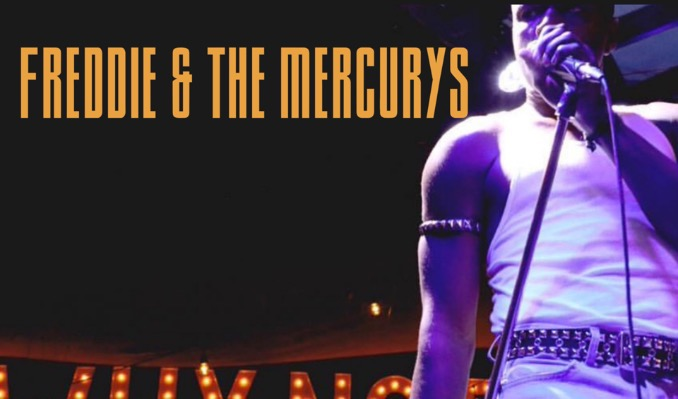The Swayzees as Freddie & The Mercurys: Queen Tribute tickets at Key West Theater in Key West