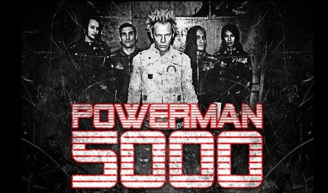 Powerman 5000 tickets at Trees in Dallas