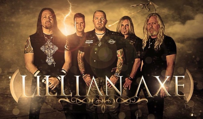 Lillian Axe tickets at Trees in Dallas