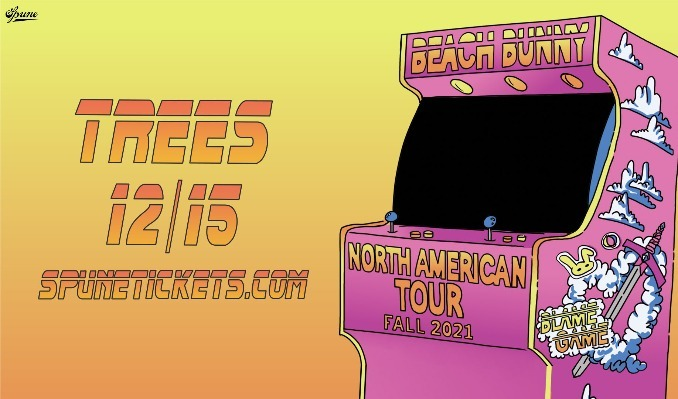 Beach Bunny tickets at Trees in Dallas