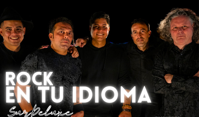 Rock En Tu Idioma with SurDeluxe tickets at Turner Hall Ballroom in Milwaukee