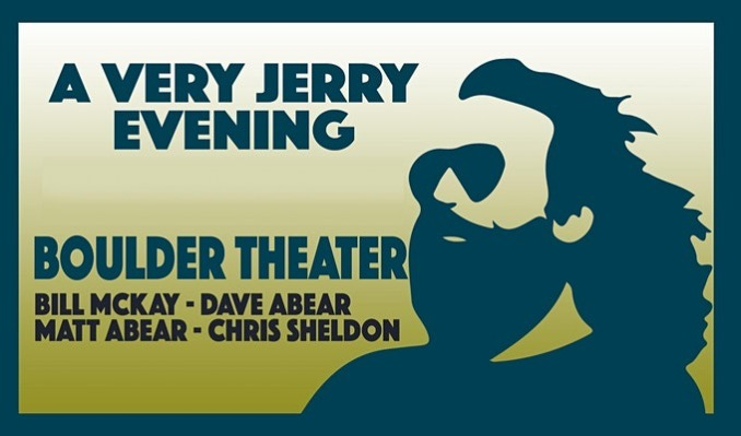 A Very Jerry Evening tickets at Boulder Theater in Boulder