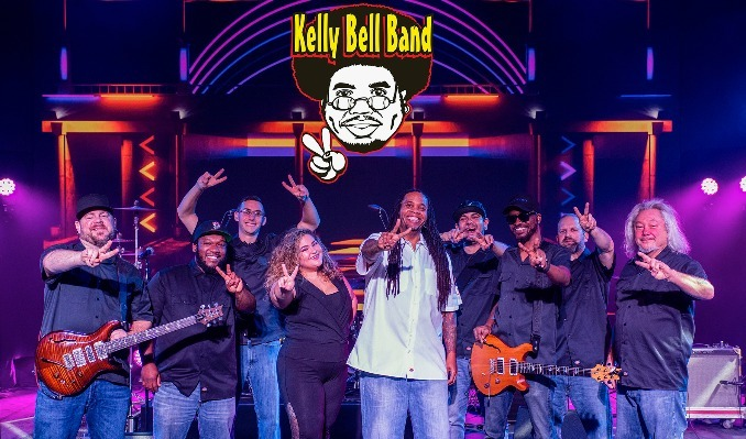 Kelly Bell Band w. special guest, a phenomenal group of 10 year old rockers, The MVPs! tickets at Rams Head On Stage in Annapolis