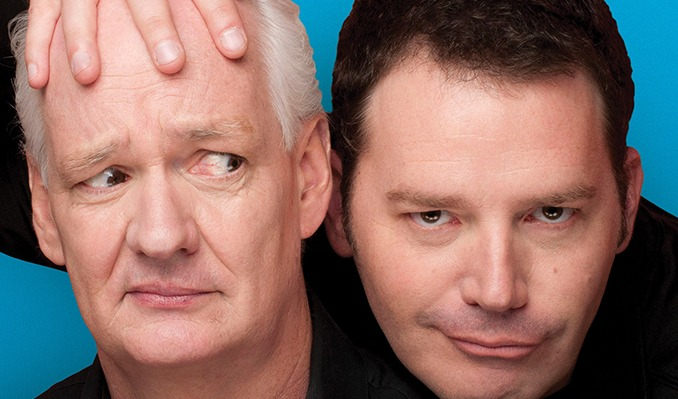 Colin Mochrie & Brad Sherwood of Whose Line Is It Anyway?! tickets at The Pabst Theater in Milwaukee