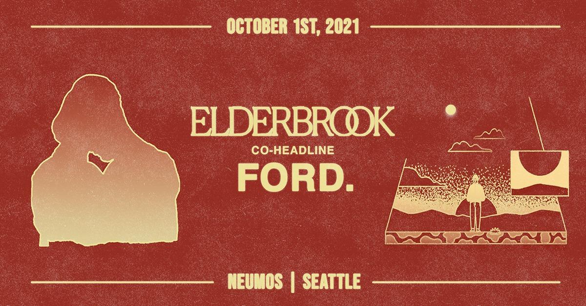 Elderbrook x ford.