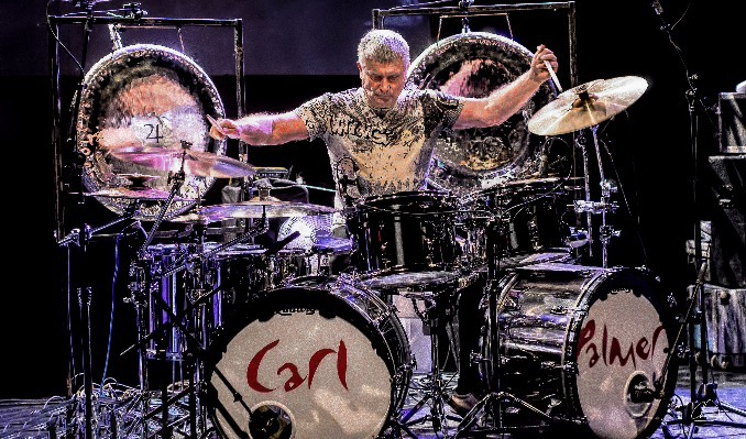 Carl Palmer tickets at Key West Theater in Key West