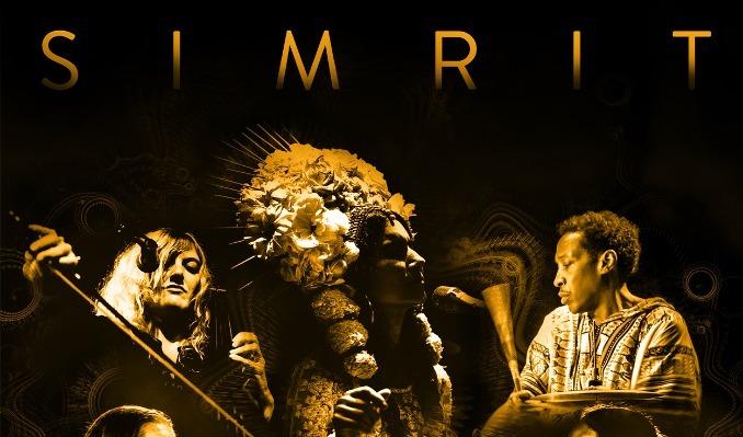 SIMRIT tickets at Variety Playhouse in Atlanta