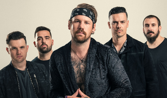 Beartooth tickets at Stage AE in Pittsburgh