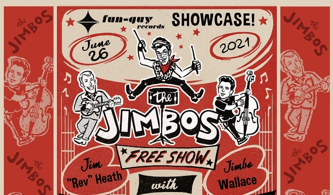 The Jimbos tickets at Trees in Dallas