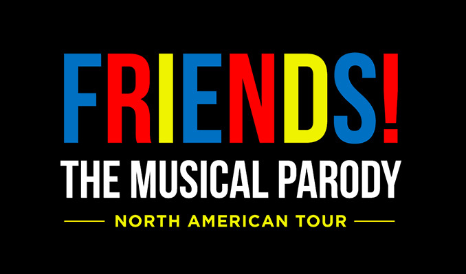 FRIENDS! The Musical Parody tickets at The Pabst Theater in Milwaukee