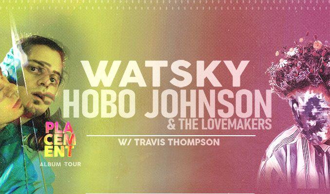 Watsky / Hobo Johnson tickets at Mission Ballroom in Denver