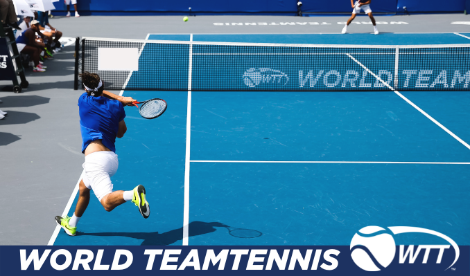 World TeamTennis Ticket Packages - Season Package tickets at Indian Wells Tennis Garden in Indian Wells