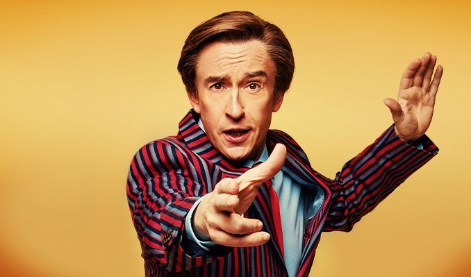 Alan Partridge tickets at The O2, London