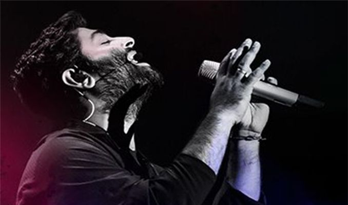 Arijit Singh - RESCHEDULED  tickets at The SSE Arena, Wembley in London