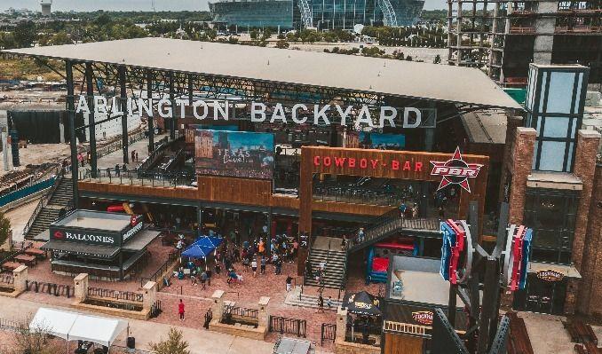 Sound of Texas Series: Cory Morrow tickets at Arlington Backyard, Arlington