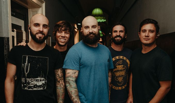 August Burns Red tickets at Agora Theatre in Cleveland