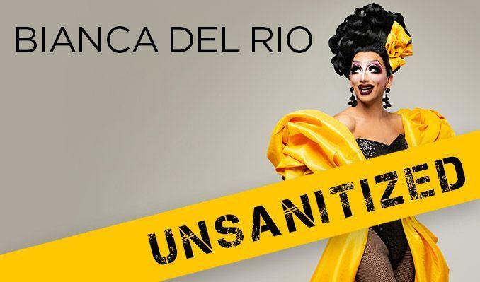 Bianca Del Rio tickets at Agora Theatre in Cleveland