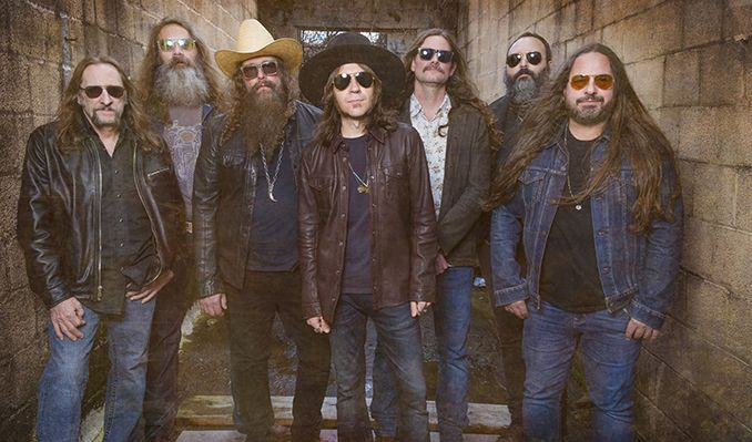 Blackberry Smoke tickets at The Roundhouse, London
