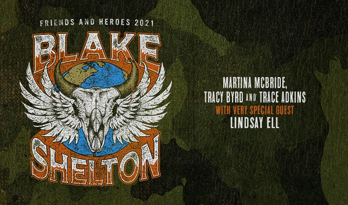 Blake Shelton tickets at Gas South Arena in Duluth