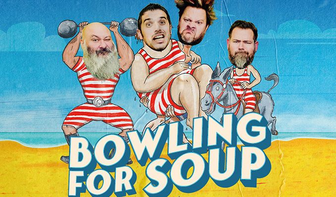 Bowling for Soup - RESCHEDULED tickets at Margate Winter Gardens in Margate