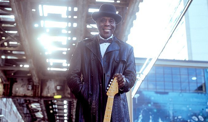Buddy Guy tickets at Paramount Theatre in Denver
