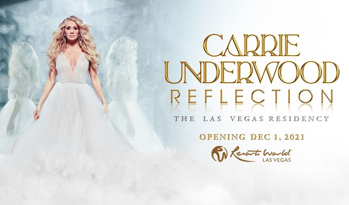 Carrie Underwood: Reflection tickets at The Theatre at Resorts World Las Vegas in Las Vegas