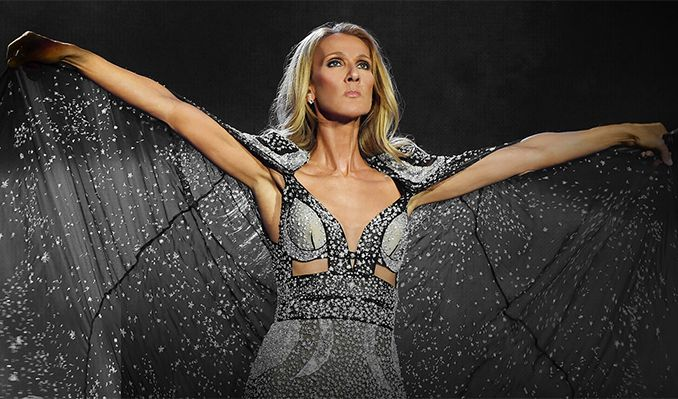 Celine Dion - RESCHEDULED  tickets at The SSE Hydro in Glasgow