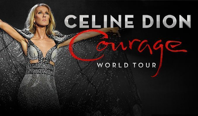Celine Dion  tickets at Rogers Arena in Vancouver