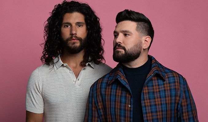 Dan + Shay tickets at Madison Square Garden in New York City