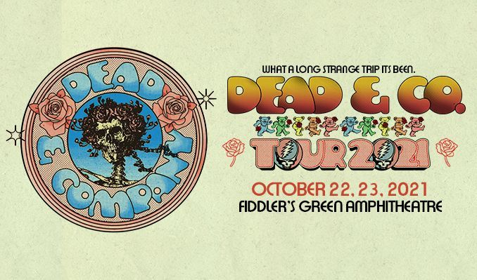 Dead & Company tickets at Fiddler's Green Amphitheatre in Greenwood Village