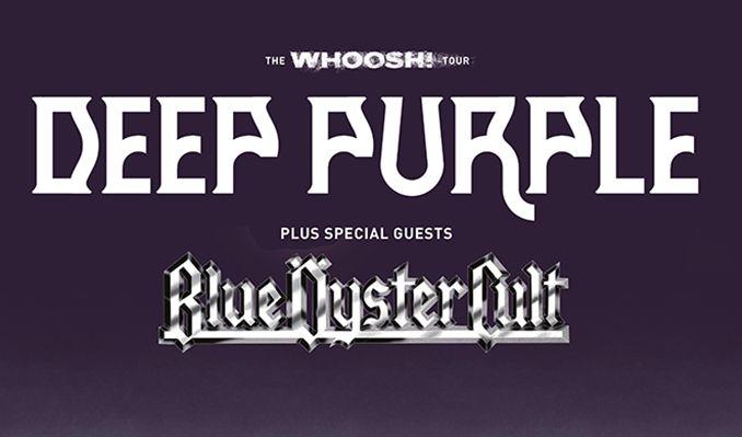 Deep Purple - RESCHEDULED tickets at Utilita Arena Birmingham in Birmingham