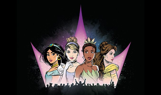 Disney Princess: The Concert tickets at Mechanics Bank Theater in Bakersfield