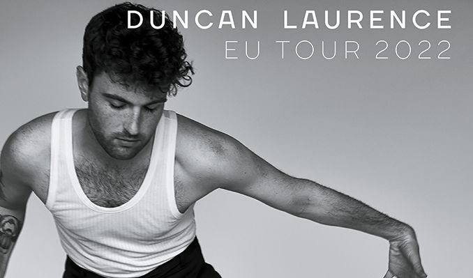 Duncan Laurence tickets at Lafayette in London