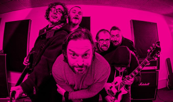Fat Cops tickets at Boston Music Room, London