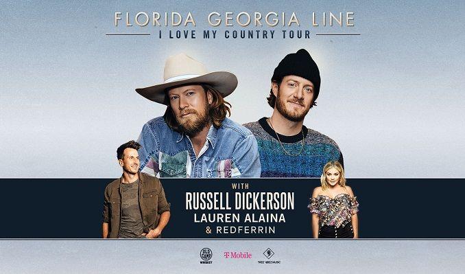 Florida Georgia Line tickets at Toyota Center in Houston