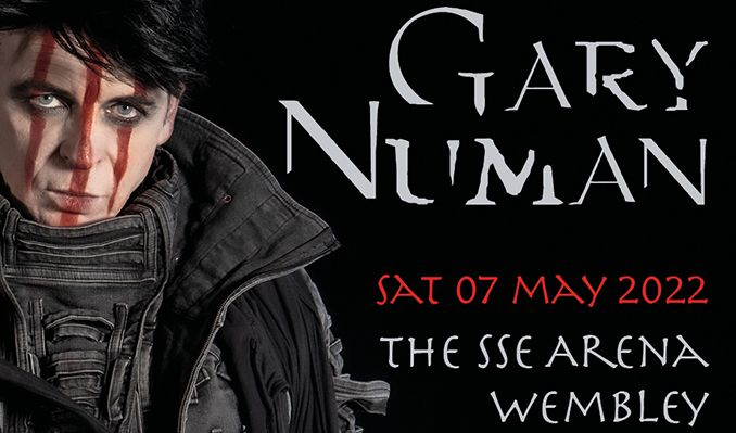 Gary Numan tickets at The SSE Arena, Wembley in London