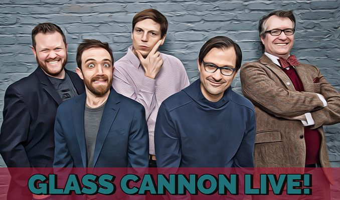 Glass Cannon Live! tickets at Underground Arts in Philadelphia