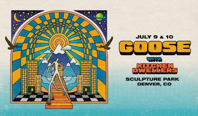Goose tickets at Sculpture Park in Denver