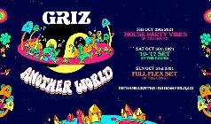 GRiZ 3 Day Pass