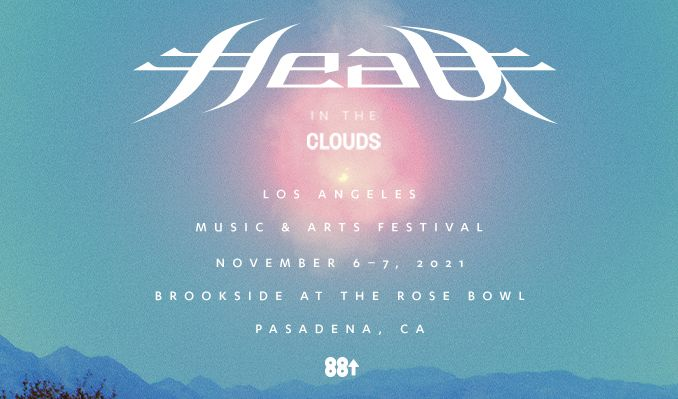 Head In The Clouds Music & Arts Festival tickets at Brookside at the Rose Bowl in Pasadena