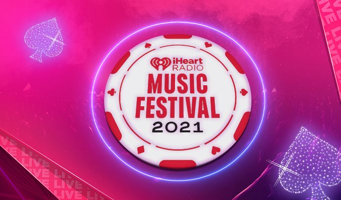iHeartRadio Music Festival 2021 tickets at T-Mobile Arena in Las Vegas