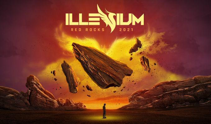 ILLENIUM (THROWBACK SET) 10/7 tickets at Red Rocks Amphitheatre in Morrison