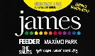 James - RESCHEDULED tickets at Kenwood House in London