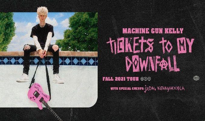 Machine Gun Kelly tickets at Red Rocks Amphitheatre in Morrison