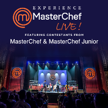 MasterChef Live! tickets at Pikes Peak Center in Colorado Springs