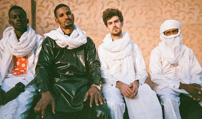 Mdou Moctar tickets at The Sinclair in Cambridge